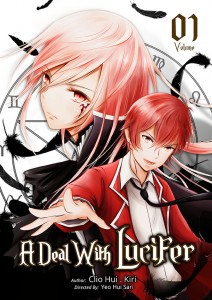 A Deal With Lucifer Vol 1 Cover Eng
