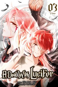 A Deal With Lucifer Vol 3 Cover Eng