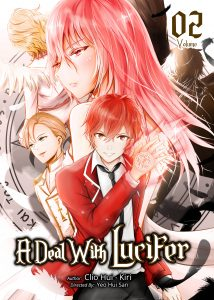 A Deal With Lucifer Vol 2 Cover Eng