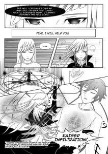 A Deal With Lucifer Chapter 1 Preview